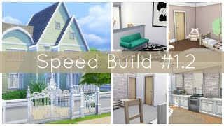 Speed Build #1.2 - MAISON INSPIRATION AMERICAINE (aménagement)