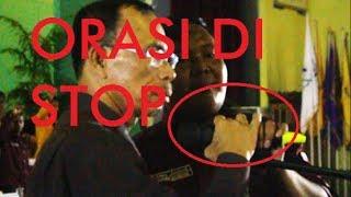 CJ : Orasi Presiden Mahasiswa Unsri di STOP Wakil Rektor 3