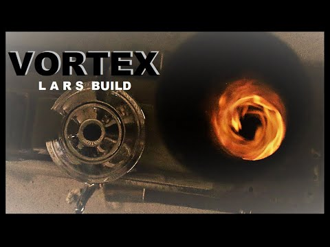 Vortex Rocket Stove