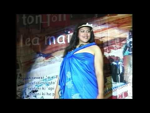 MISS TANUSIA MA'A TONGA PAGEANT '04