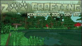 Zoo Crafting! Wilds of the Future Dinosaur Jungle  - Episode #18 | Season 2