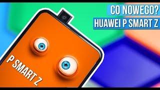 Huawei P Smart Z - Recenzja - RYWAL Galaxy A40? / Mobileo PL