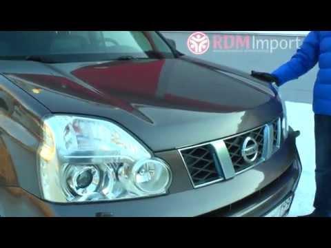 Nissan X Trail 2008 год 2.5 л. 4WD CVT от РДМ Импорт