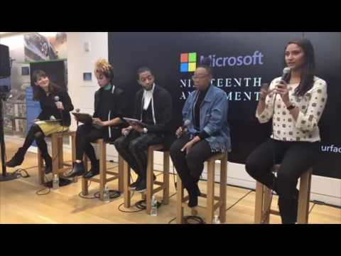 Fashion's Tech Future Panel: Sketch to Runway Show with Surface