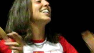 karaoke-ginna con fausta