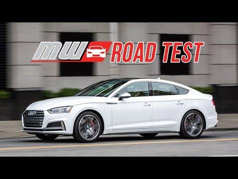 2018 Audi A5/S5 Sportback | Road Test