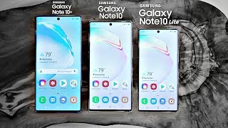 Samsung Galaxy Note 10 Lite - OH YES!!!