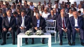 Ahmet Arslan, Konya Lojistik Merkezi ve Konya YHT Garı Temel Atma Törenine katıldı