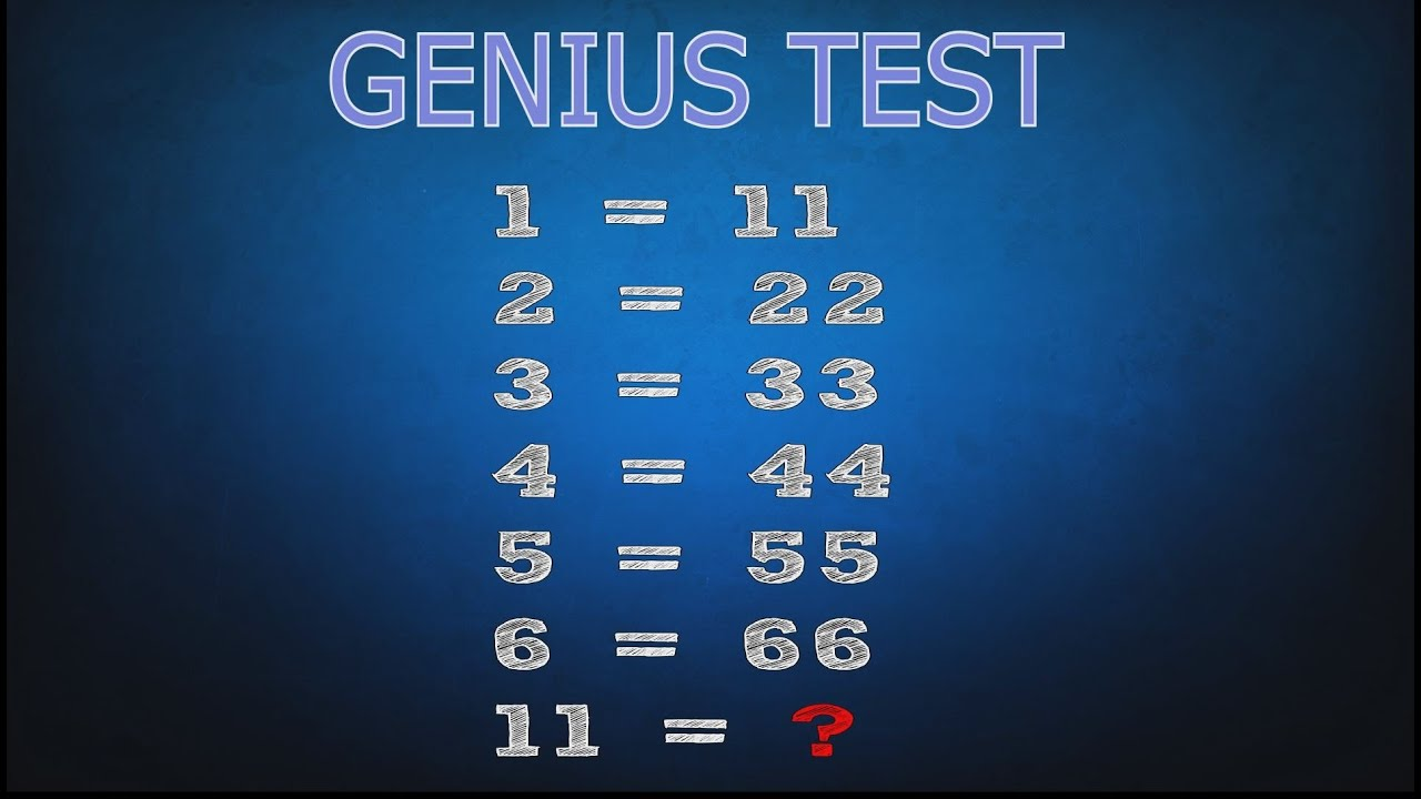 Math Equations That Equal 22