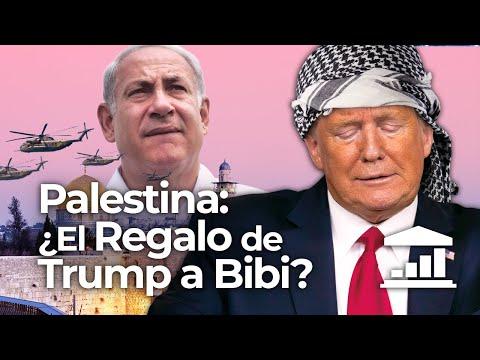 TRUMP, ISRAEL Y PALESTINA: ¿Por Qué Está FRACASANDO El