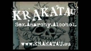 Krakatau - Sex.Anarchy.Alcohol. (single cover)