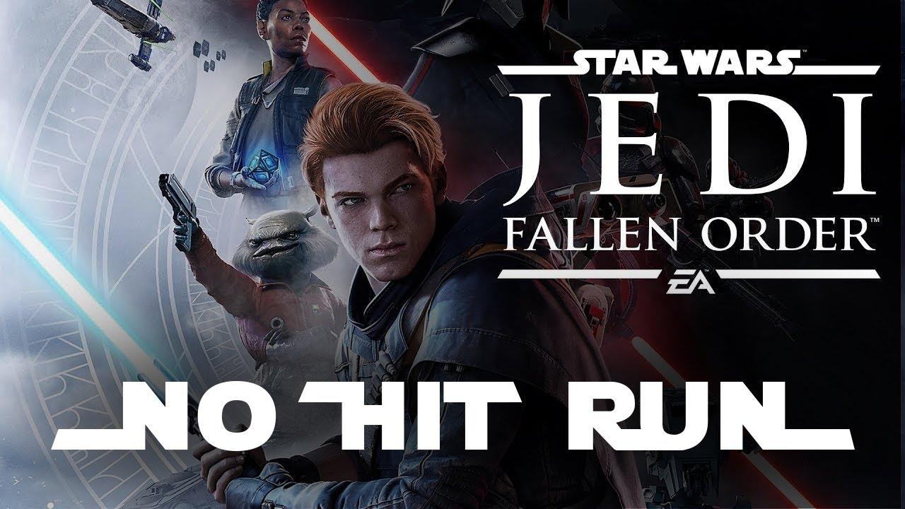 Star Wars Jedi: Fallen Order - No Hit Run