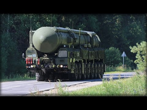RUSSIA JUST DEPLOYED 60 MOBILE ICBM LAUNCHERS FOR MASSIVE SCALE DRILL