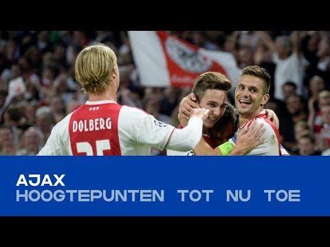 AJAX | Hoogtepunten tot nu toe