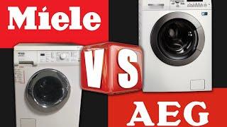 видео Стиральная машина Aeg