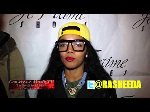 RASHEEDA INTERVIEW