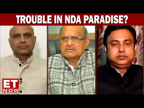 Trouble In NDA Paradise? | Ally Trouble | India Development Debate