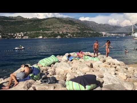 Coral Beach Club, Dubrovnik (Croatia)