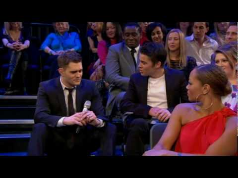 An Audience With Michael Buble Part 4 HQ