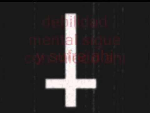 Dulce líquido - Anticristianos (Lyrics)