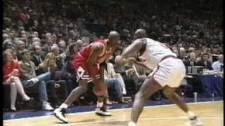 Bulls vs. Knicks - 1995 (at MSG) Jordan 55 points