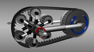 Continuously variable transmission