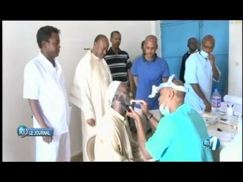 Télé Djibouti Chaine Youtube : JT Francais du 13/01/2018