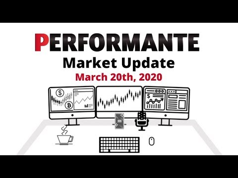 Crypto Market Update March 20th, 2020