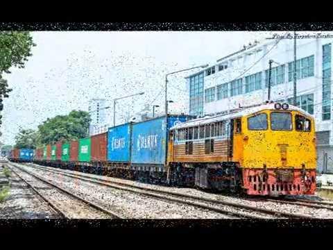รวมภาพ รถไฟไทย Photo By Teppakorn Tongboonto