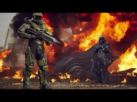 Halo's 'most ambitious' TV Series Approved by time
