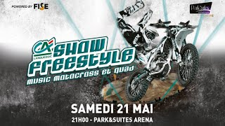 Скачать Teaser Credit Agricole Languedoc Show Freestyle 2016 Official HD