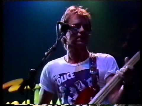 The Police - Man In A Suitcase (live in Essen)