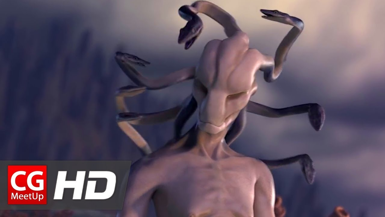 "CGI Animated Short Film: ""Chimera"" by ESMA | CGMeetup"