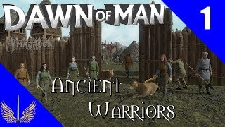 Dawn of Man - Ancient Warriors - Hardmode - Episode 1 - (This is Sparta)