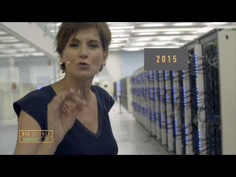 BIG SCIENCE: The CERN Data Centre (français, English subtitles)