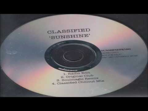 Classified - Sunshine (Soulmagic Remix)
