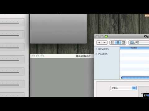 Batch Convert Raw Images To JPG Free (Mac)-MR