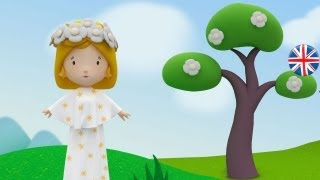 vuclip THE PRINCESS WHO WAS TURNED INTO AN ALMOND TREE:  English fairy tale for kids