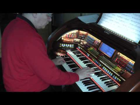 Lowrey Imperial A6000 Limited Edition YouTube