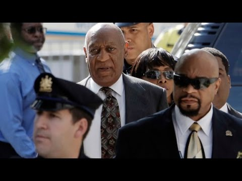 Bill Cosby appears in court for pretrial hearing
