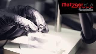Mikroskopische Bildanalyse eines Injektoren bei METZGER AUTOTEILE