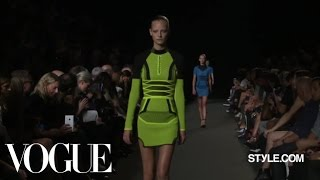 Alexander Wang Spring 2015 Ready-to-Wear - Fashion Show - Style.com