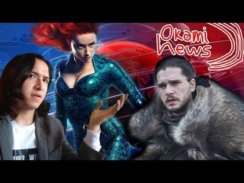 Game of Thrones vs fans Mera vs Jack Sparrow - Okami News