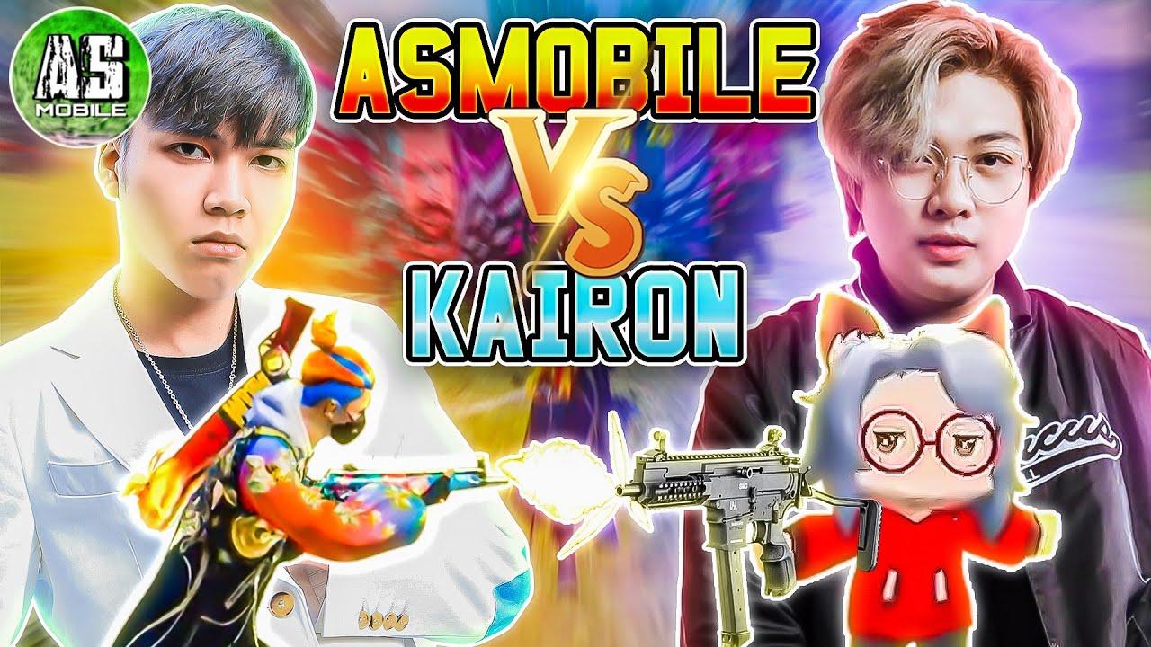 [Free Fire]  Lần Đầu AS Mobile Giao Lưu Với Hero Team Kairon !!!