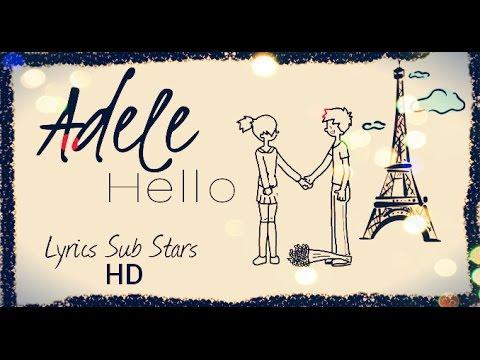 Adele - Hello  Lyrics ( Cover)