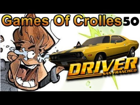 Le FUN de DRIVER SAN FRANCISCO / Games Of Crolles / Emission 50 - Radio Gresivaudan