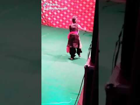 Kano ri bali pahari dance little girl