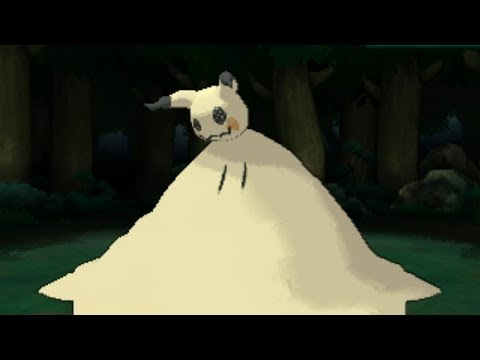 Download Youtube: AUS: Mimikyu's Exclusive Z-Move Unveiled in Pokémon Ultra Sun and Pokémon Ultra Moon!