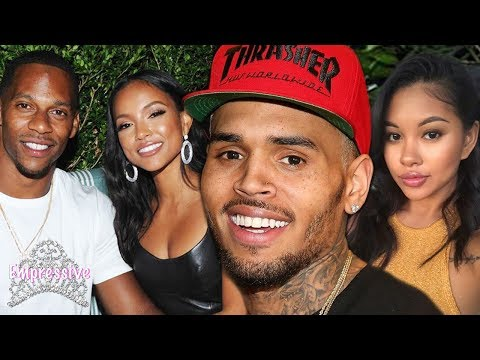 Chris Brown is still stalking his EX Karruechewhile his new girl is pregnant