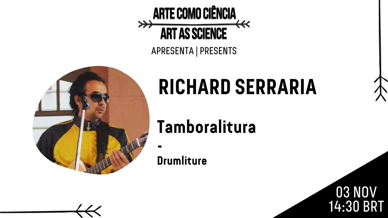 #03 | Poesia, tambor e reflexão sobre cultura afro-brasileira